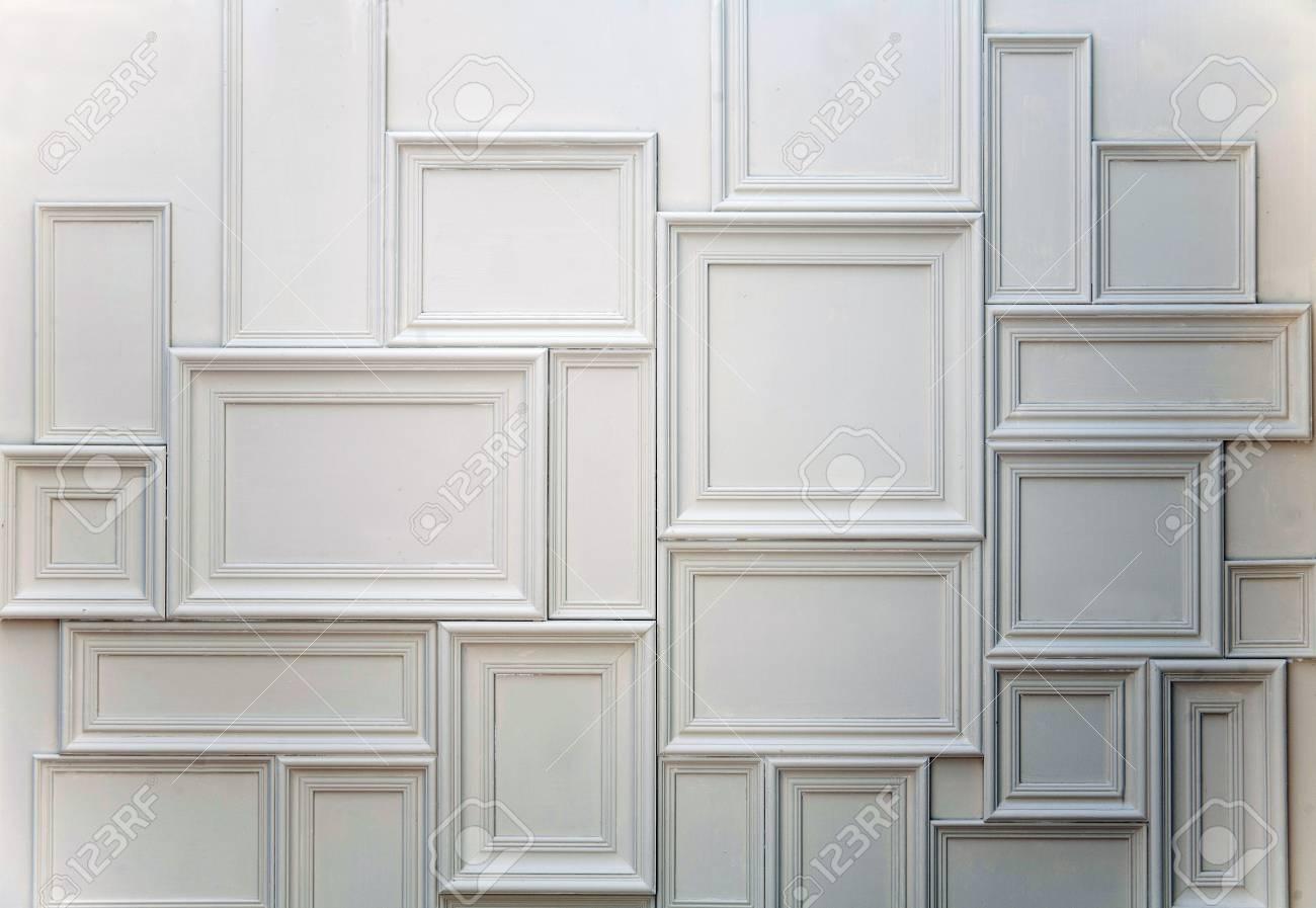 Weiß-Foto-Rahmen An Der Wand Lizenzfreie Fotos, Bilder Und Stock ...