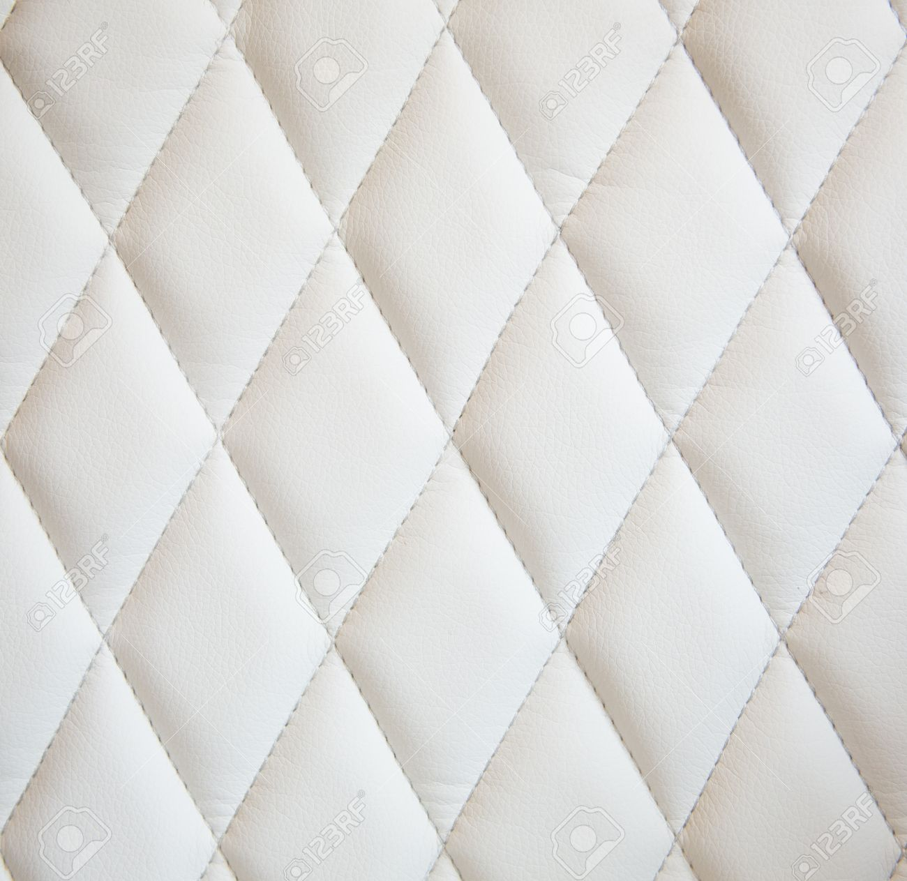 White Sofa Texture Stock Photo Picture And Royalty Free Image