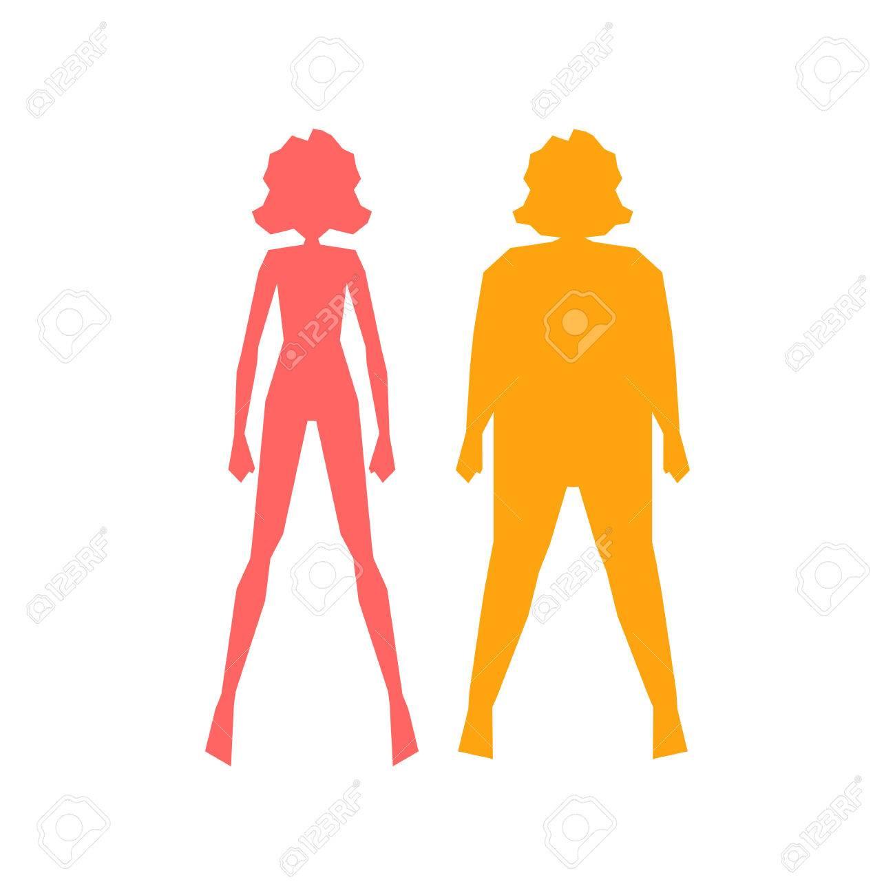 Ziemlich Weibliche Körper Vorlage Ideen - Entry Level Resume ...