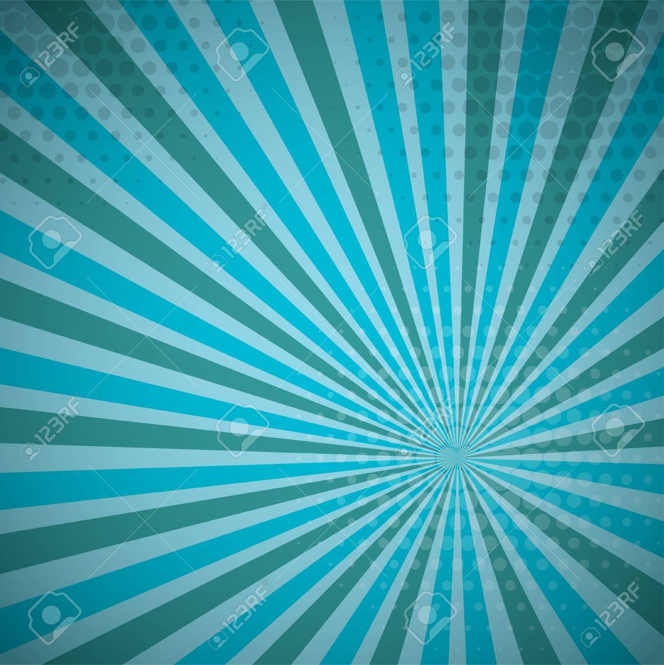 a62b096ab32a Aguamarina color azul turquesa Pop-Art estilo libro de cómics azul,  Lichtenstein popart. Luz del sol del contexto de la historieta del arte  pop, ...