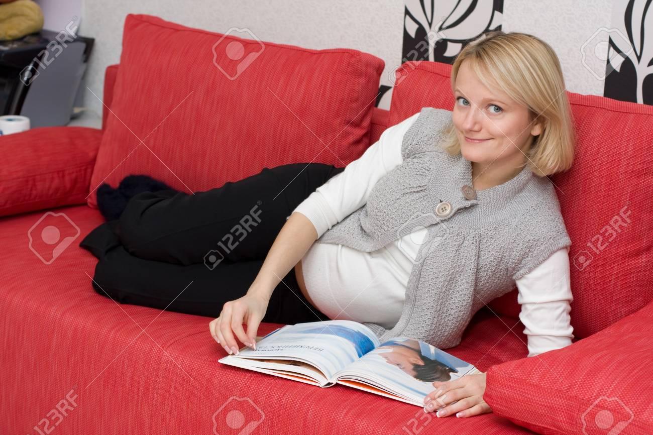 Pregnant female Stock Photo - 3915977