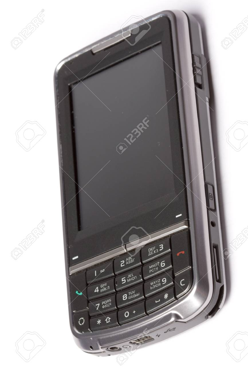 Modern mobile phone Stock Photo - 4226537