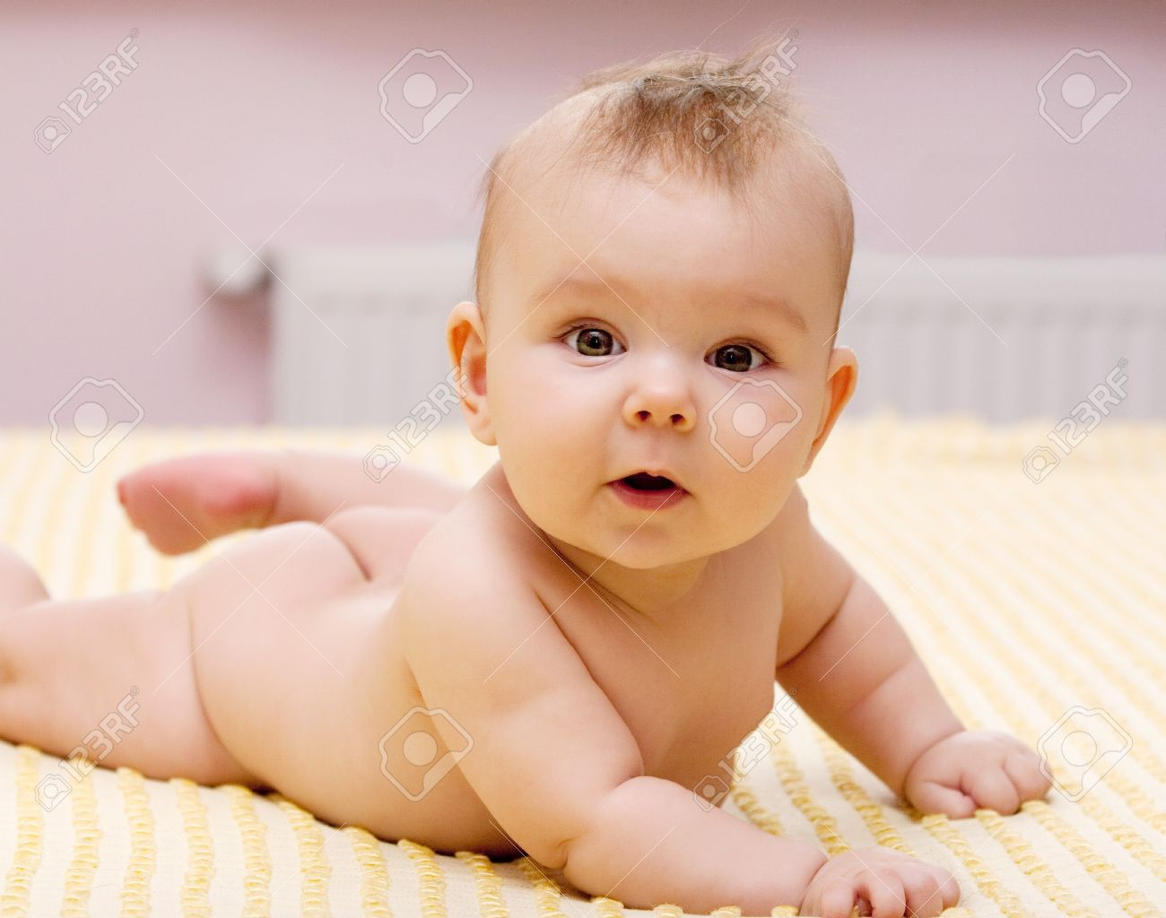 sweet baby photos  Sweet Baby Girl Stock Photo, Picture And Royalty Free Image. Image ...