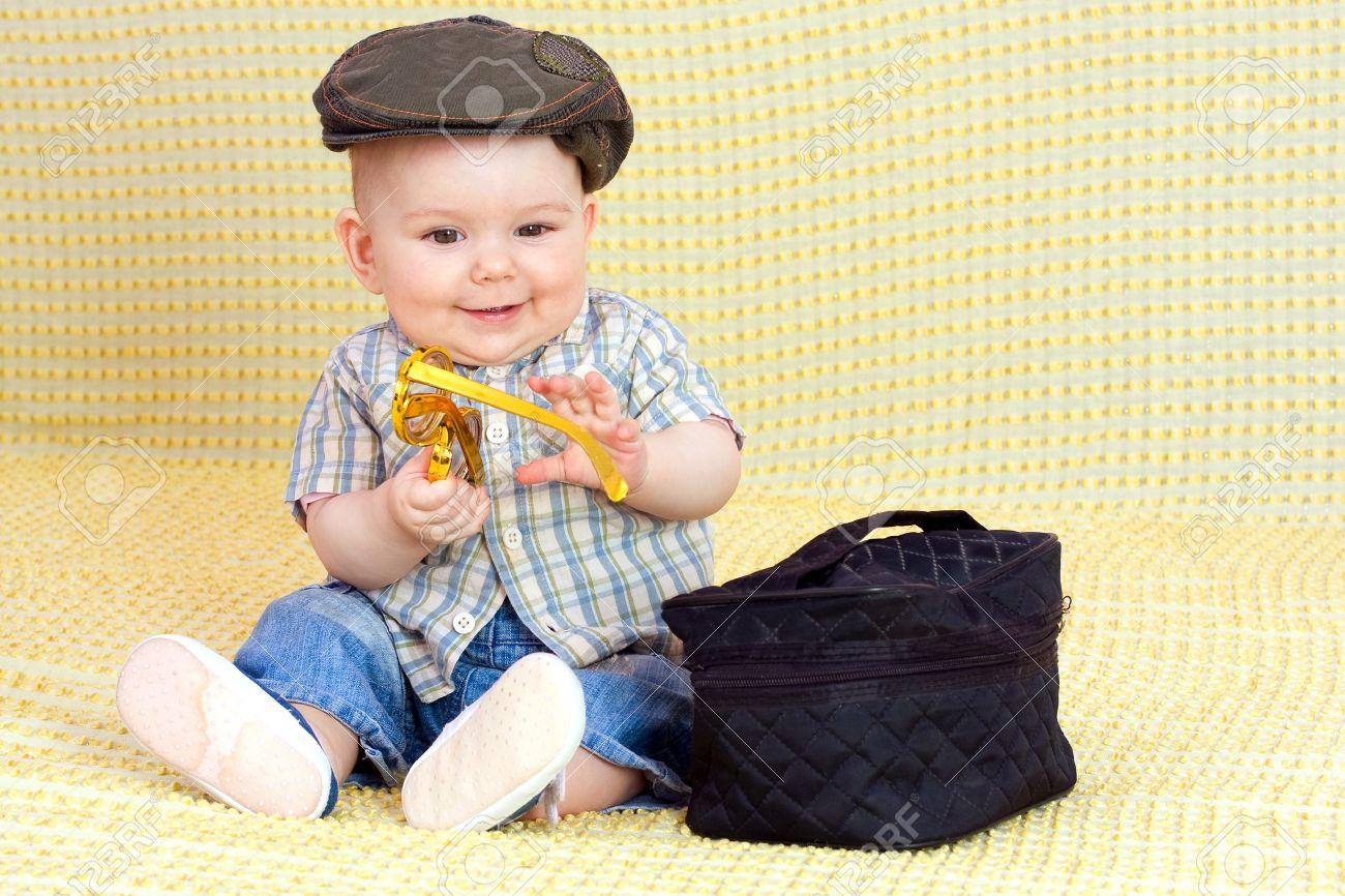 Weird Baby Stock Photos 10