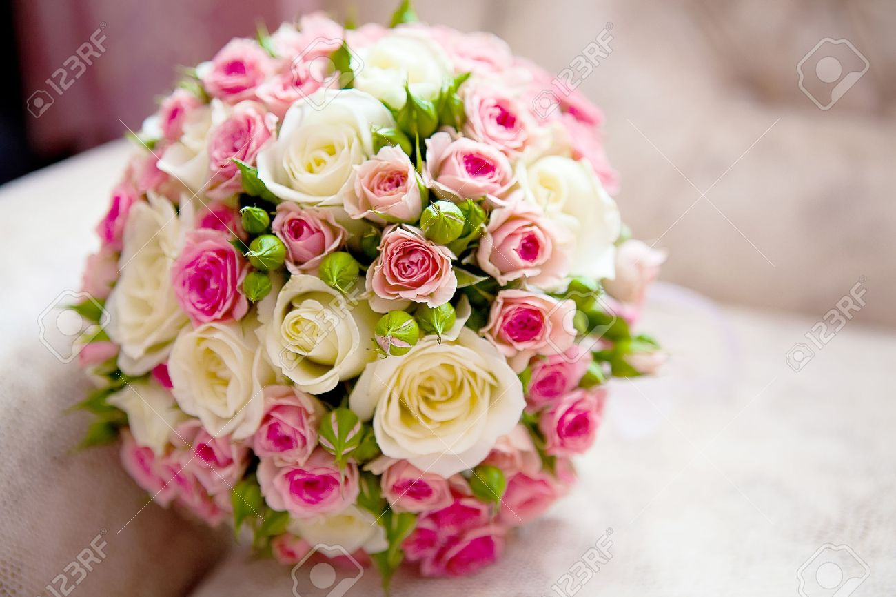 Wedding Flower Bouquet Stock Photo, Picture And Royalty Free Image ...