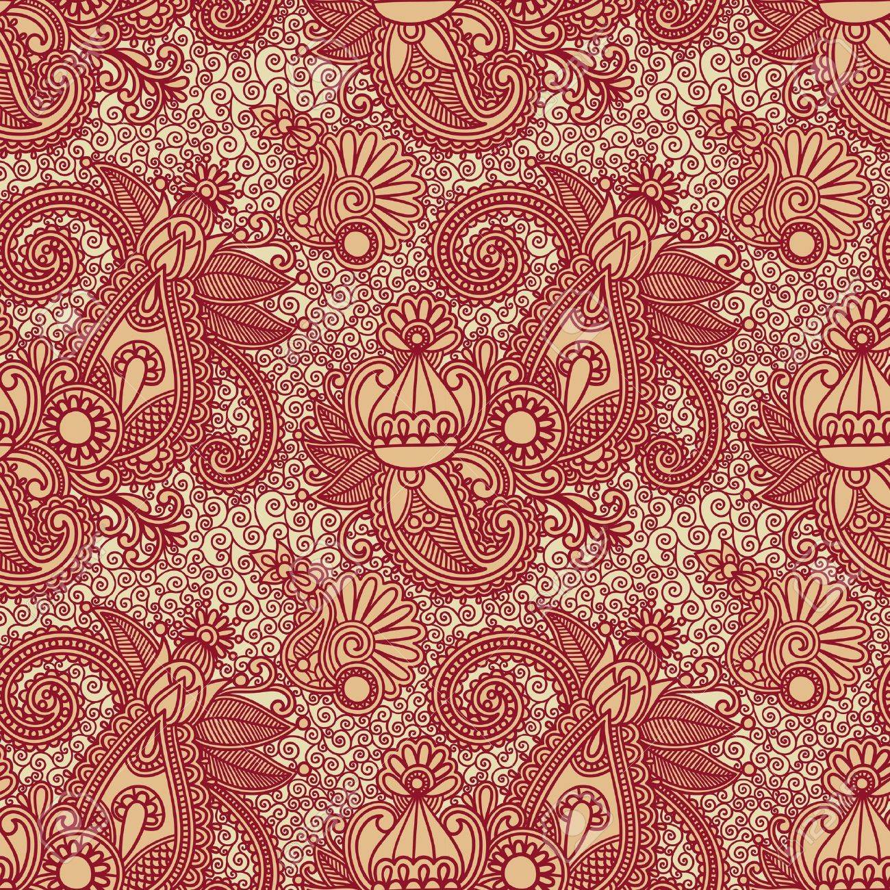 vintage seamless pattern Stock Vector - 11189610
