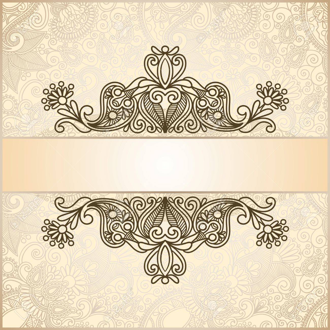 vintage template royalty free cliparts vectors and stock