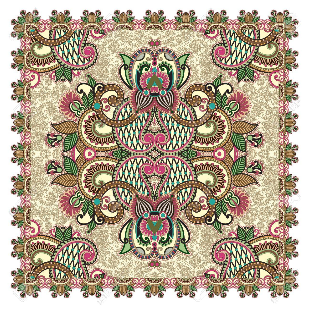 8693 persian carpet cliparts stock vector and royalty free persian carpet ornamental seamless carpet design baanklon Choice Image
