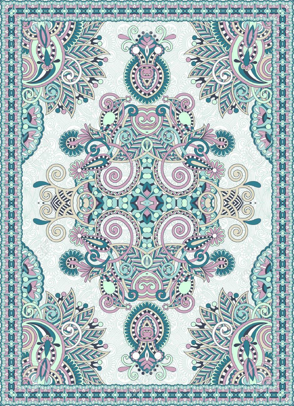 Ukrainian oriental floral ornamental seamless carpet design ukrainian oriental floral ornamental seamless carpet design stock vector 15542293 baanklon Choice Image