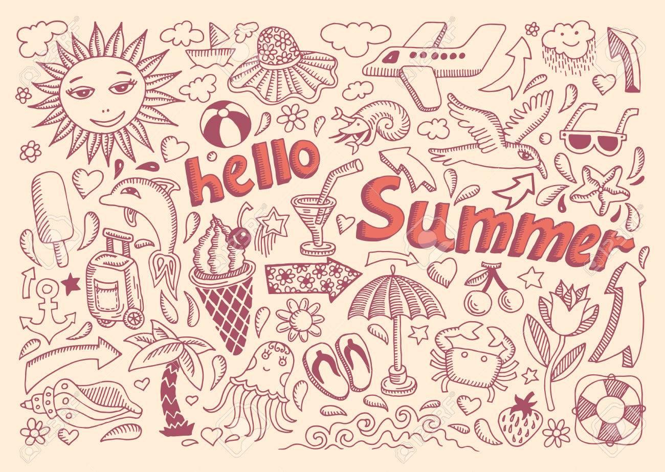 Картинки с летом с надписями