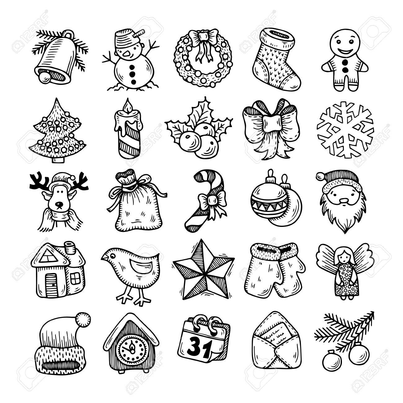Dibujos Originales Para Navidad Tarjetas De Navidad Dibujos - Dibujos-originales-de-navidad