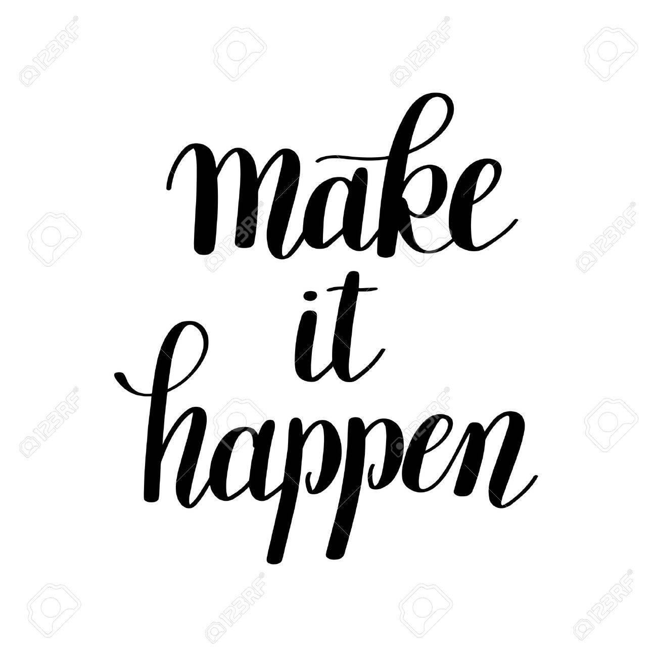Make It Happen >> Get E Book Make It Happen