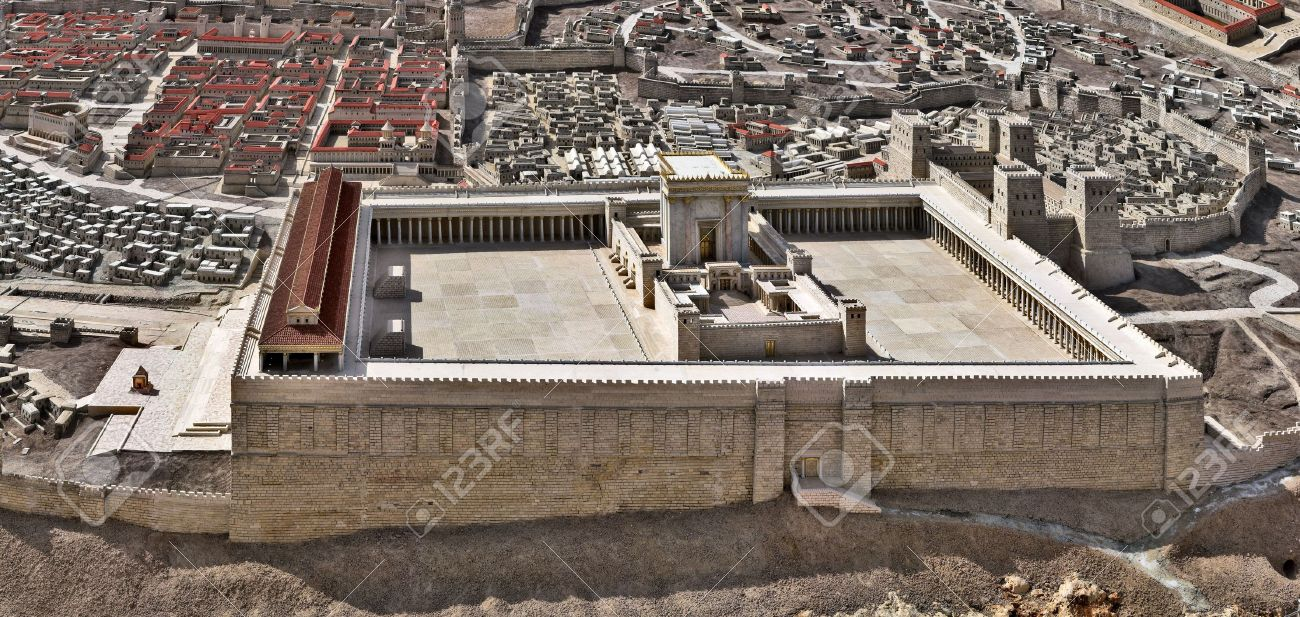Image result for the second temple