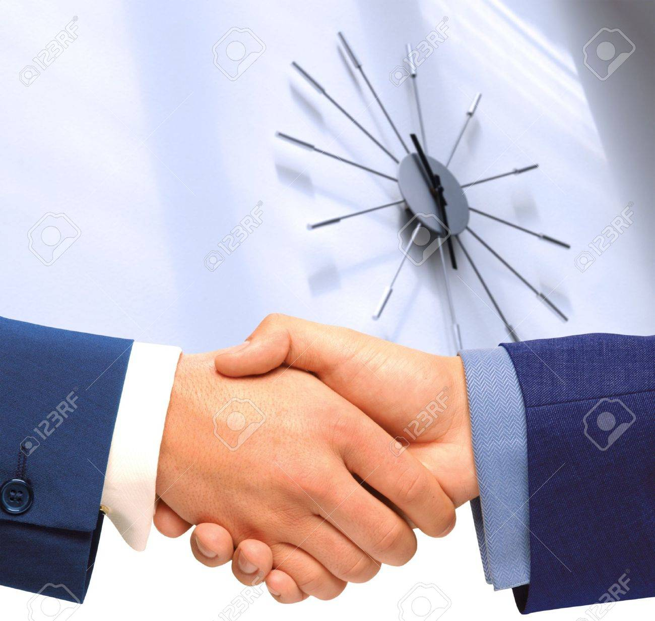 Punctuality. Stock Photo - 4377891