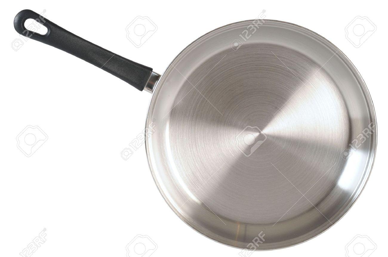 Frying pan. Stock Photo - 4609214