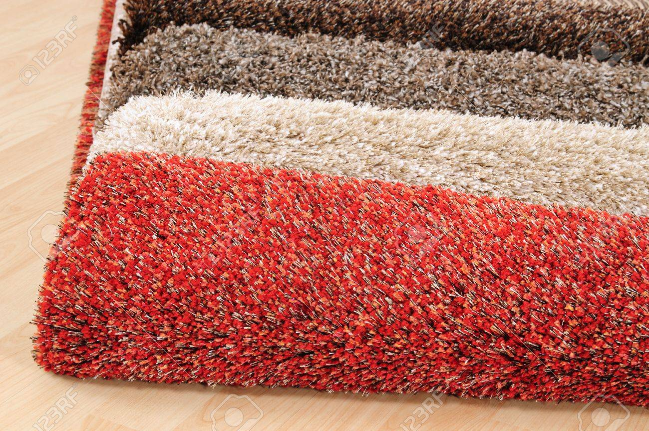 Carpet swatches. Stock Photo - 10347198