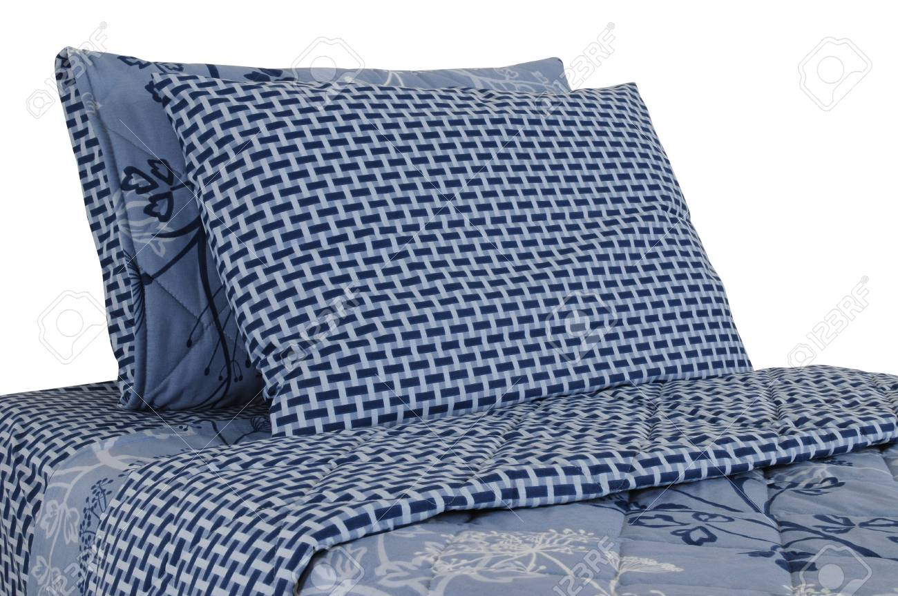Bed  Isolated Stock Photo - 13571496