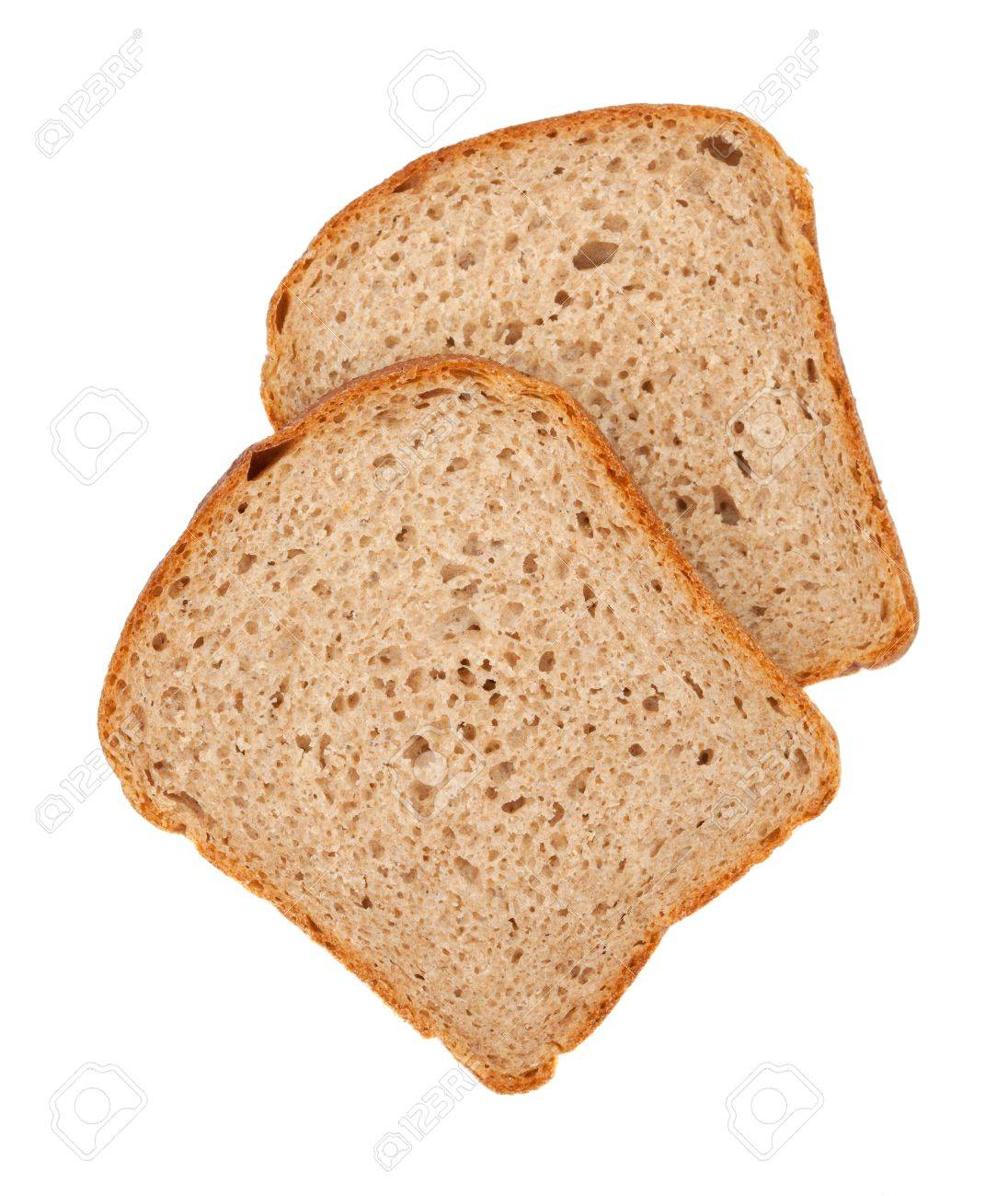 Slice of Bread Clipart Slice of Bread Two Slices of