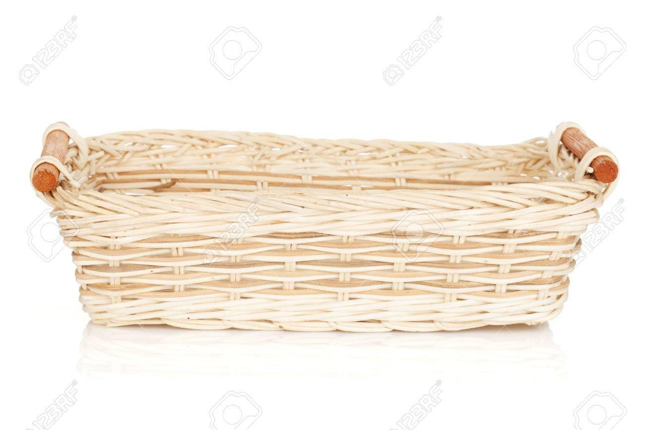 Fruit basket. Isolated on white background Stock Photo - 20069167