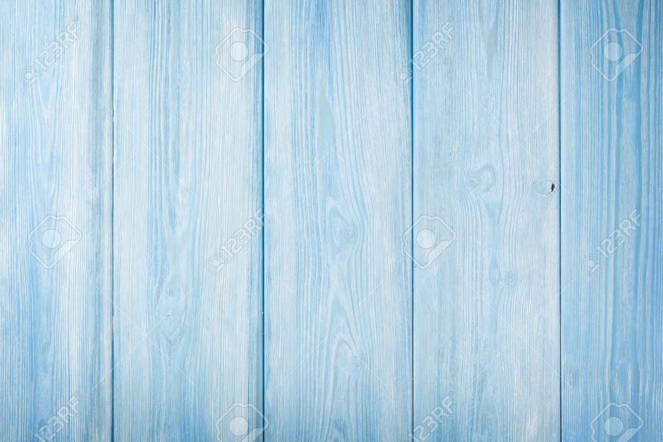 Wood table background hd - Country Blue Wooden Table Background Texture Stock Photo 45812309
