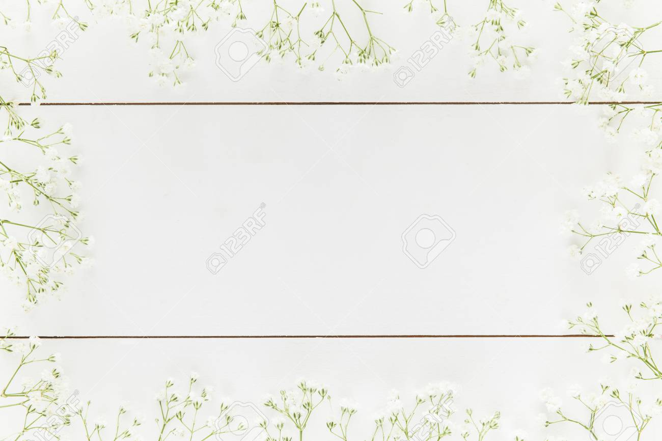 Floral Wedding Background Stock Photo Picture And Royalty Free