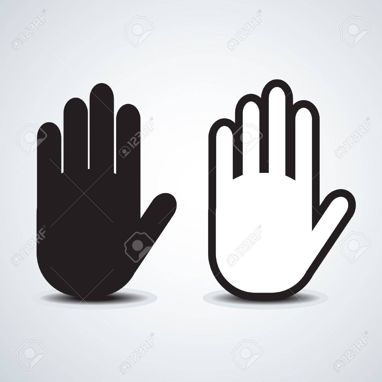 Open Hands Icon Open Hand Icon p