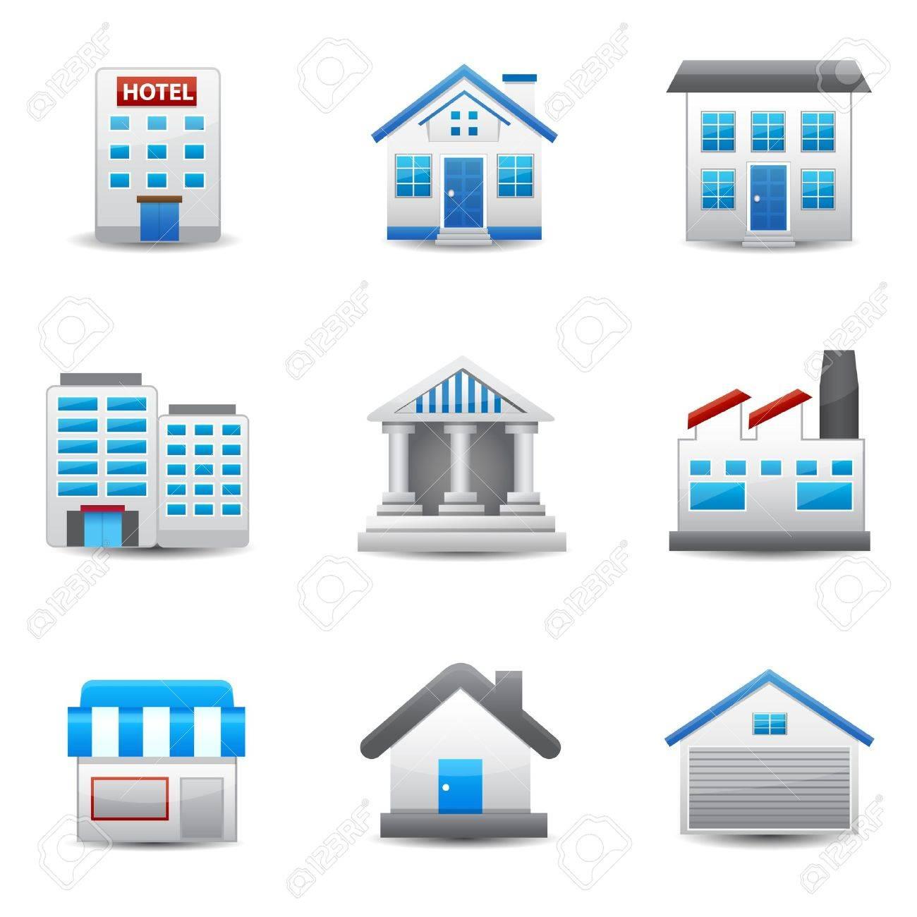house icon Stock Vector - 21127660