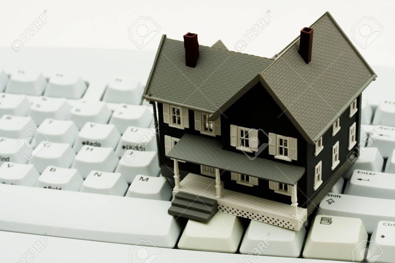 Model house online