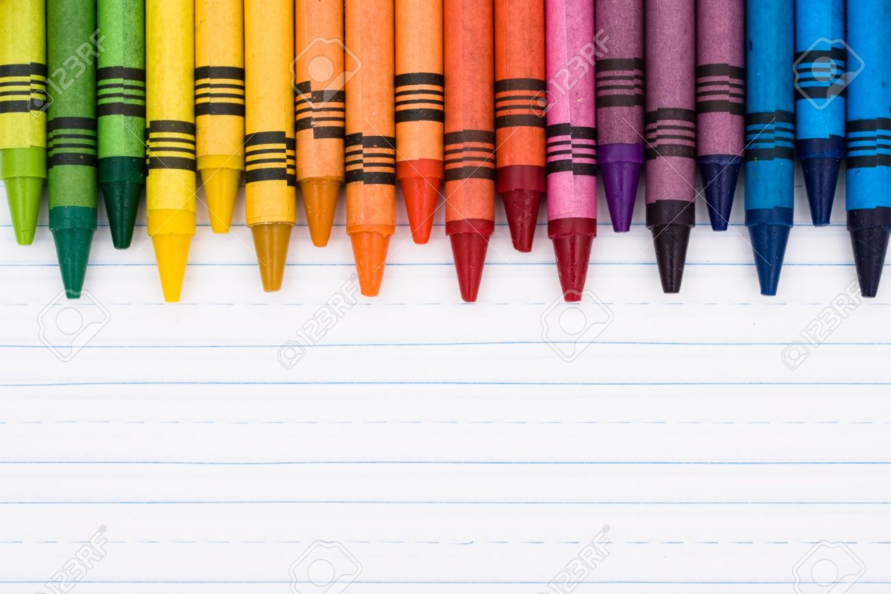 Image result for crayon education pictures
