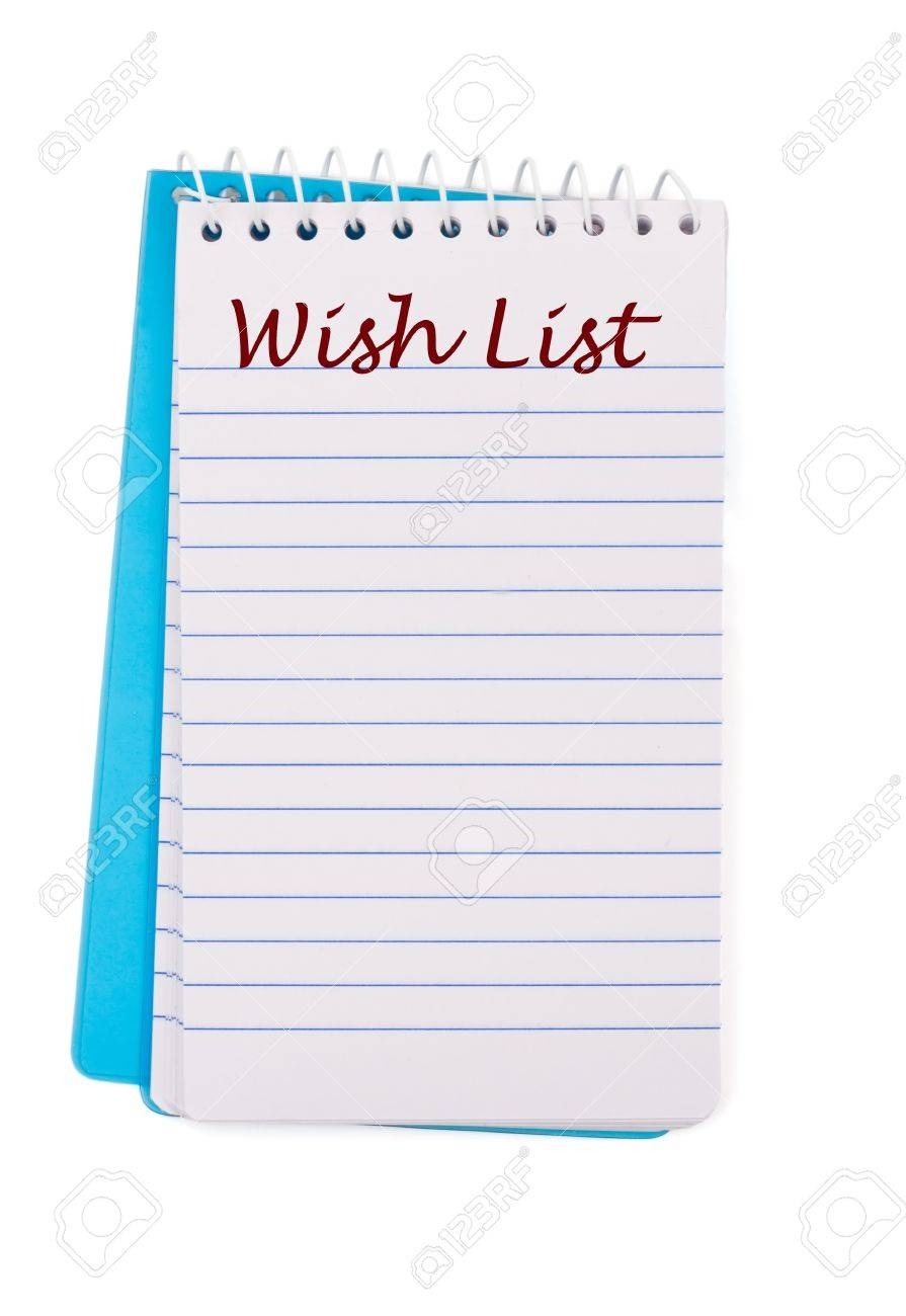 Doc8591100 Christmas Wish List Paper Free Printable Letter to – Xmas Wish List Template