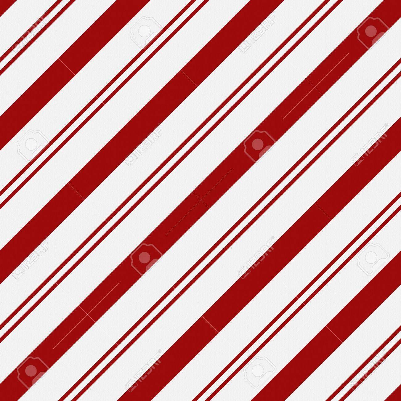 Immagini Stock Sfondo Rosso E Bianco Tessuto A Righe Che è Senza