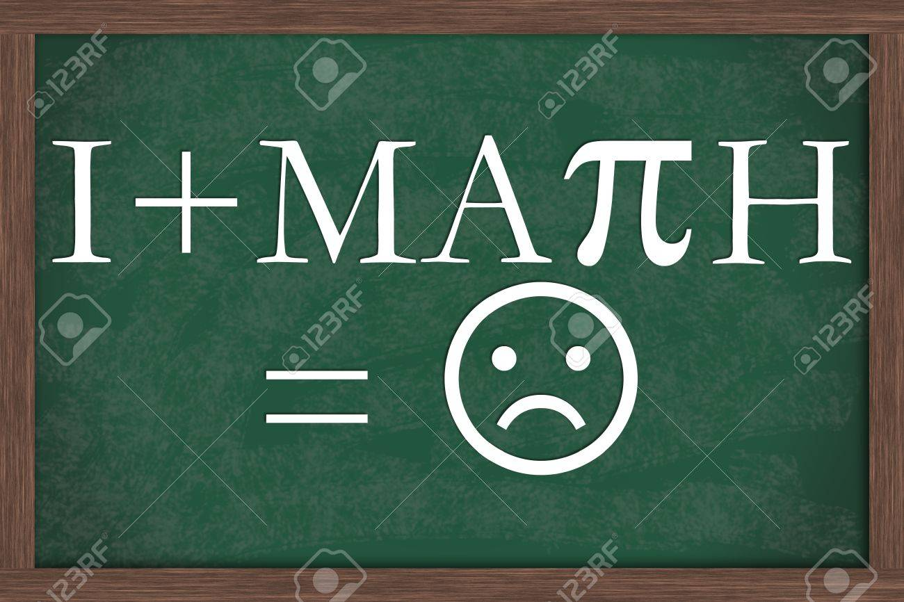 I dislike math equation chalkboard a chalkboard with i dislike i dislike math equation chalkboard a chalkboard with i dislike math equation with happy symbol buycottarizona