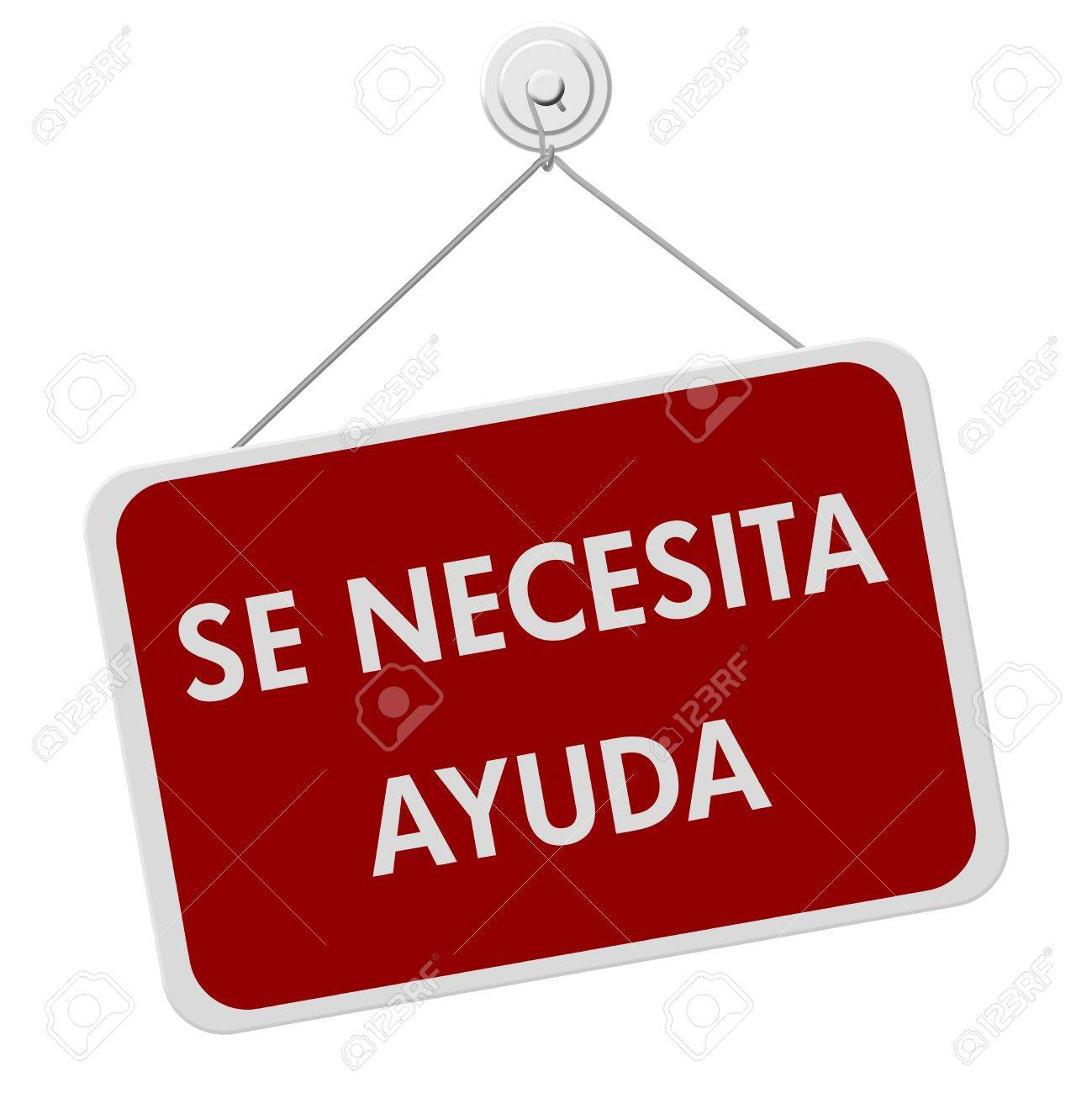 help in spanish Best answer: ayúdame means help me it is used if you are asking someone for help if you just want to say the word help in a sentence, it is ayuda help.