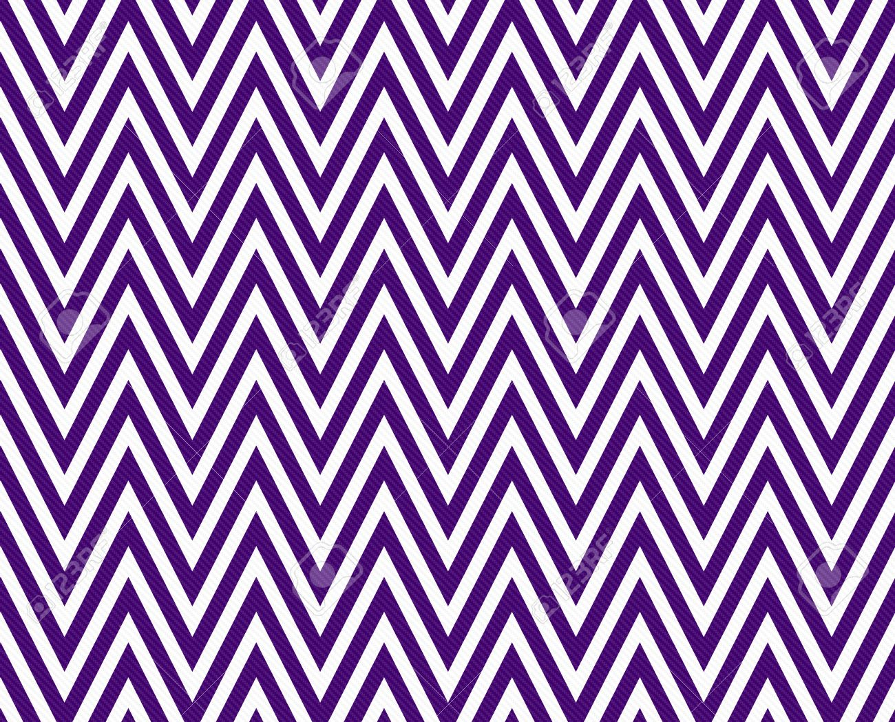 Thin Dark Purple And White Horizontal Chevron Striped Textured ...