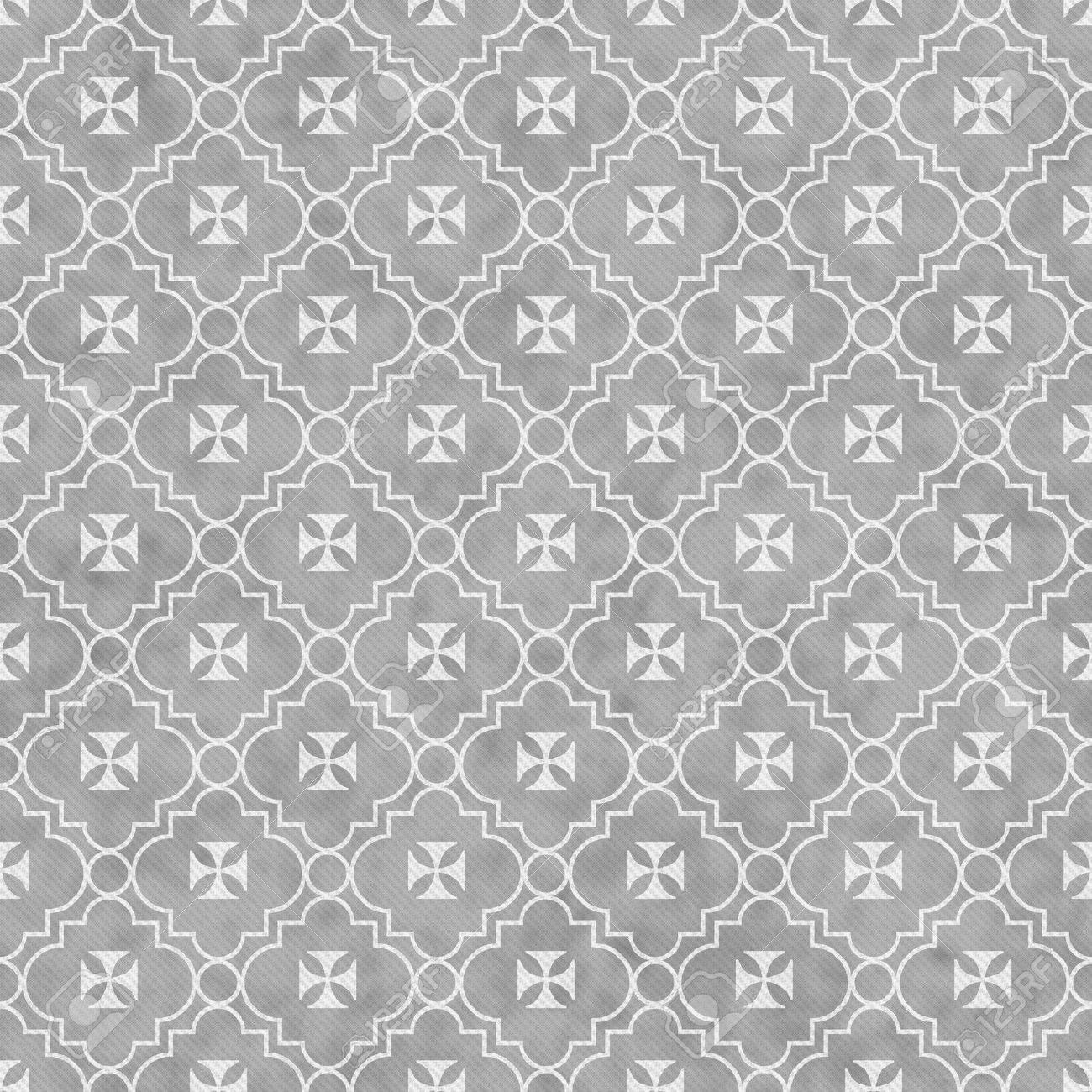 Gray and white maltese cross symbol tile pattern repeat background gray and white maltese cross symbol tile pattern repeat background that is seamless and repeats stock biocorpaavc