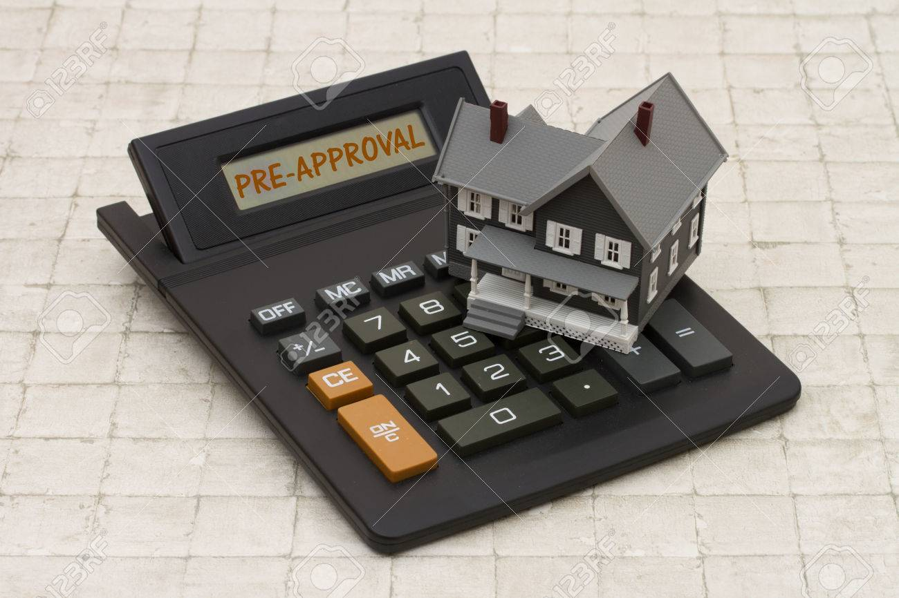 Mortgage approval calculator pre approval.