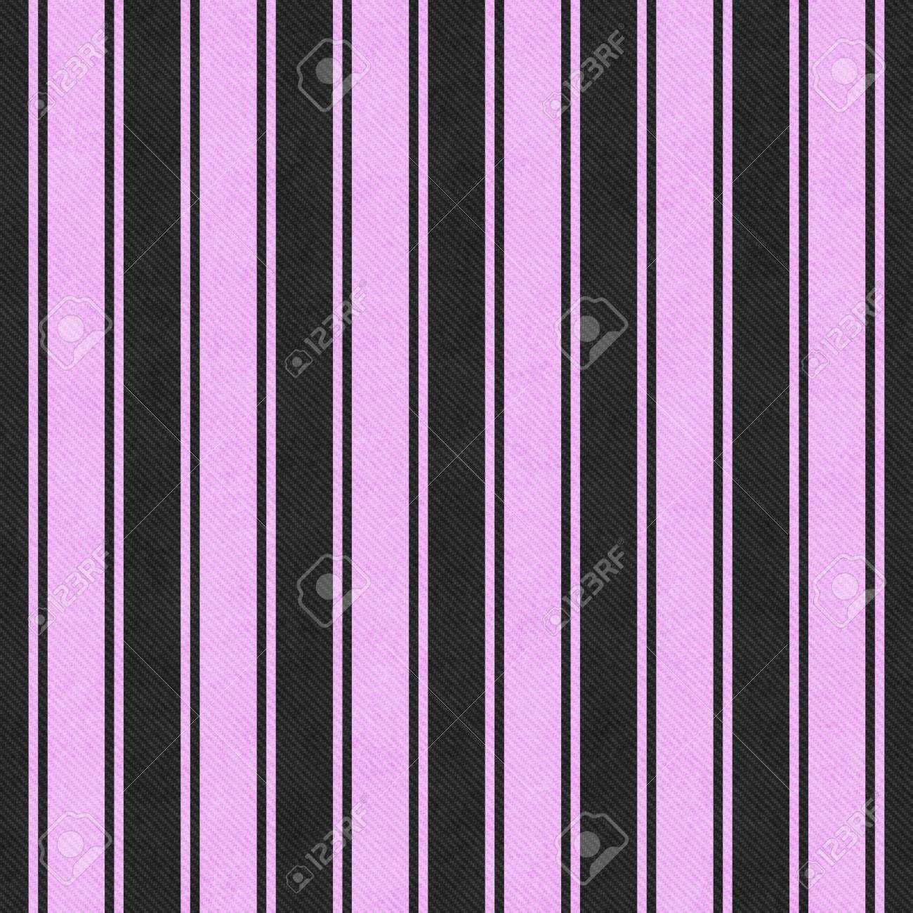 Immagini Stock Pattern Di Piastrelle A Strisce Rosa E Nere