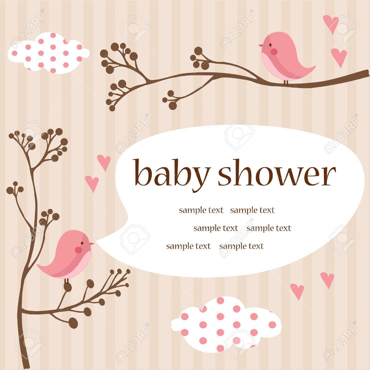 baby girl shower - 8834049