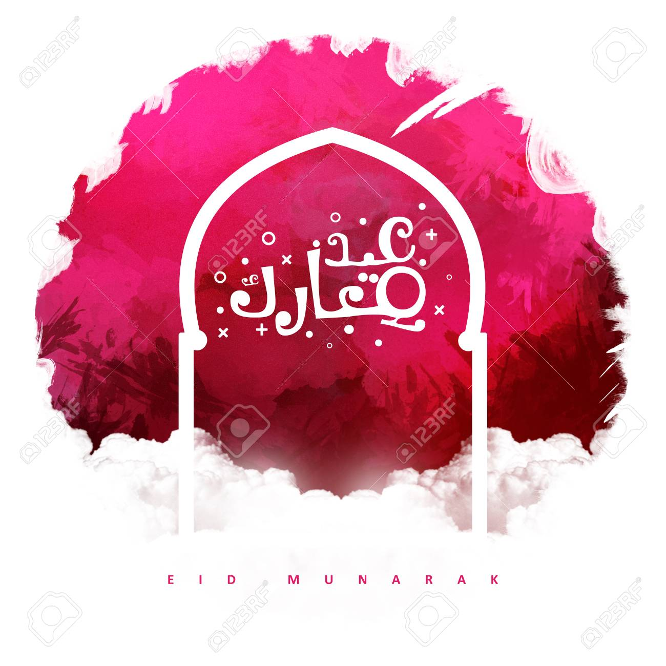 Arabic calligraphy of an eid greeting happy eid al adha eid arabic calligraphy of an eid greeting happy eid al adha eid al fitr m4hsunfo