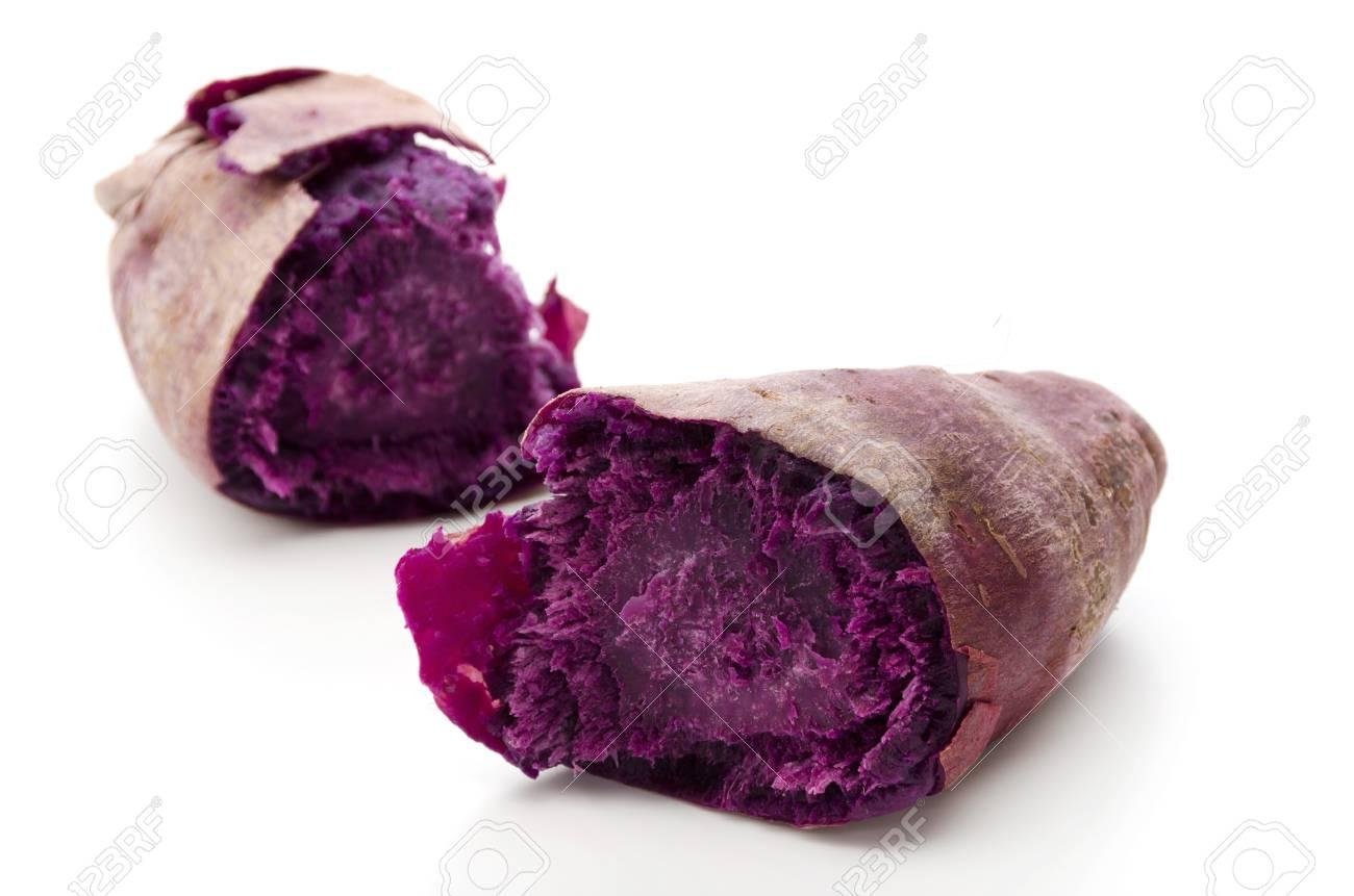 Beniimo, purple yams - 63361779