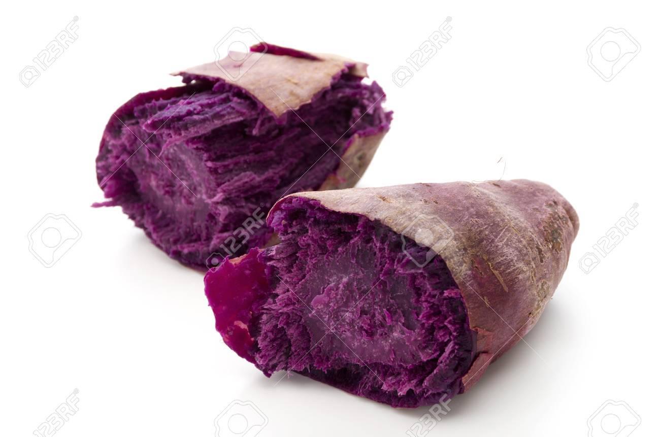 Beniimo, purple yams - 63361781