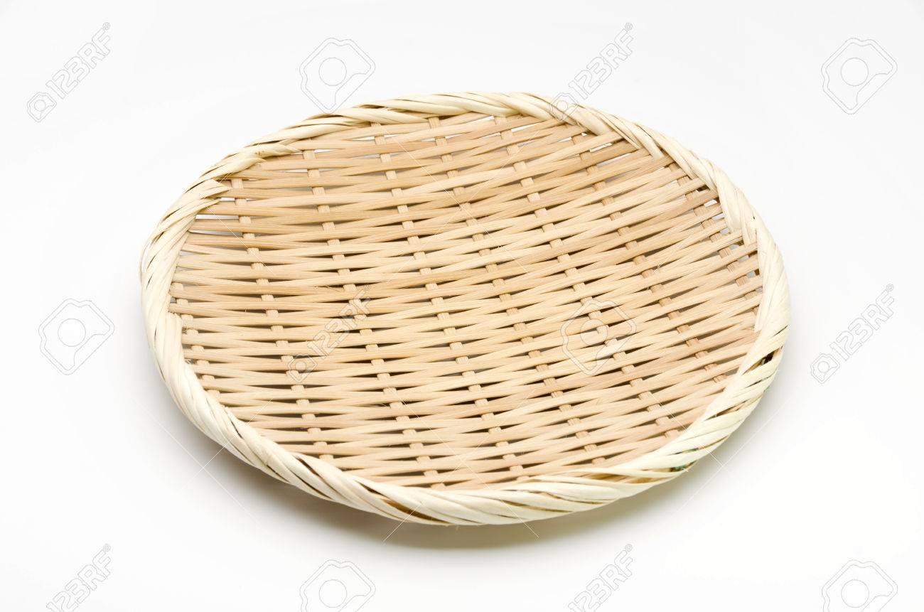 bamboo sieve - 69260859