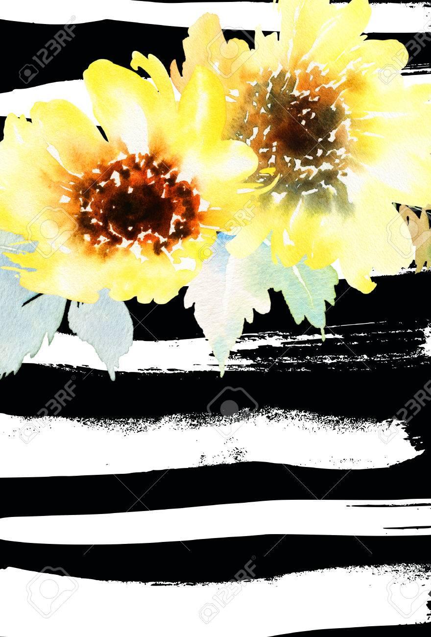 Nett Sonnenblumen Färbung Bilder Galerie - Beispiel Business ...