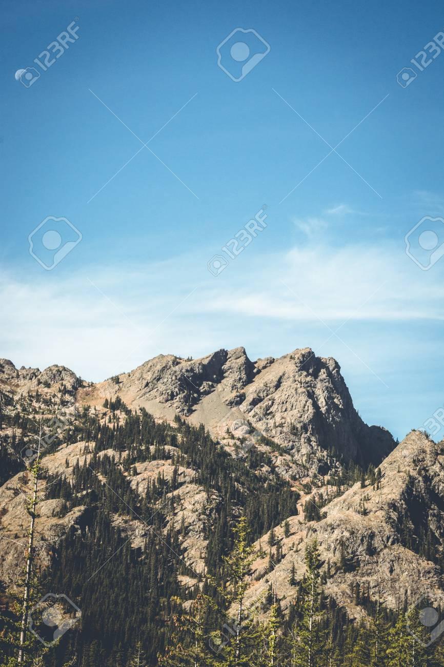 Ingals 湖からの眺めは、アメリ...