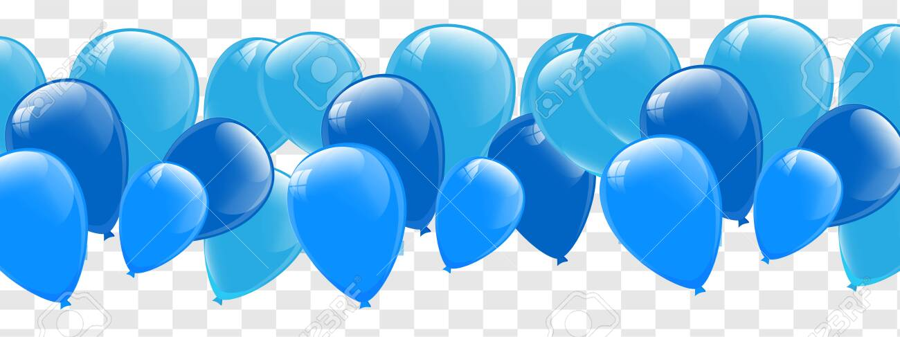 Happy Birthday typography vector design for greeting cards and poster with balloon, confetti, design template for birthday celebration. - 147367210