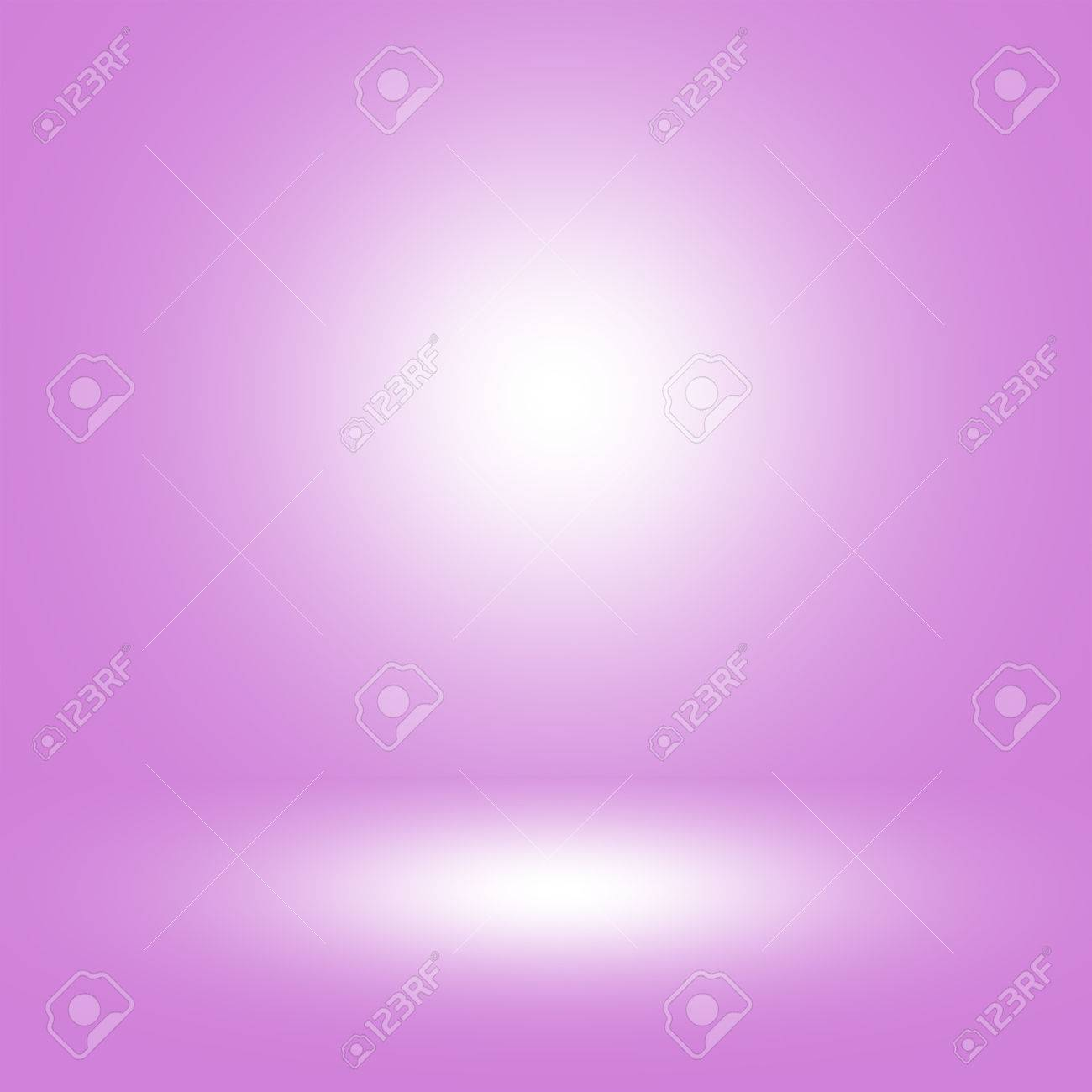 <b>Pink Gradient Abstract Background</b> Empty Room stock photo 609948012 ...