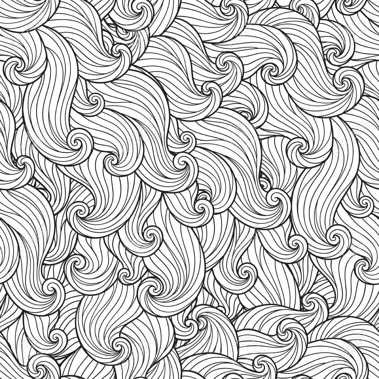 tribal wave design