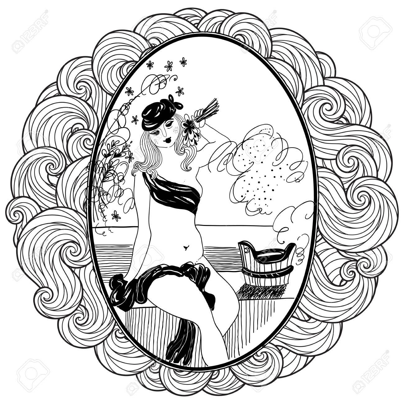 Excelente Chica Brotar Para Colorear Colección - Dibujos Para ...
