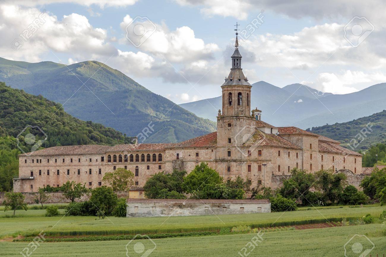 monasterio la rioja