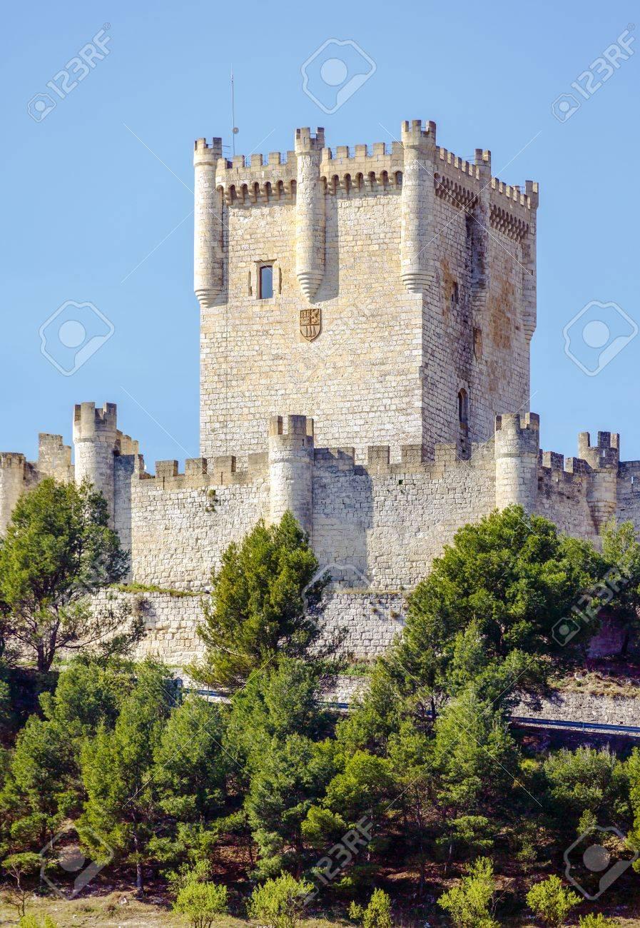 ペニャフィエル城、バリャドリッ...